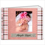 Baby girl photo book - 7x5 Photo Book (20 pages)