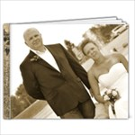 Chris wedding them only - 11 x 8.5 Photo Book(20 pages)