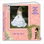 Araya Wedding - 8x8 Photo Book (20 pages)