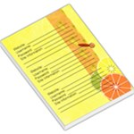 Web-Notes Cooler Memopad - Large Memo Pads
