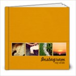 8x8 (60 pages) : Instagram Way of Life - 8x8 Photo Book (60 pages)