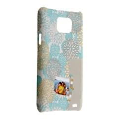 Samsung Galaxy S2 i9100 Hardshell Case  Back/Right