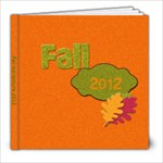 Fall Adventure - 8x8 Photo Book (20 pages)