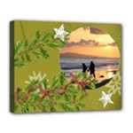 ShabbyChristmas Vol1 - Canvas 14x11 (stretched)  - Canvas 14  x 11  (Stretched)
