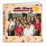 Camp Emunah Waitresses  - 8x8 Photo Book (20 pages)