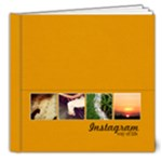 8x8 (DELUXE) : Instagram Way of Life - 8x8 Deluxe Photo Book (20 pages)