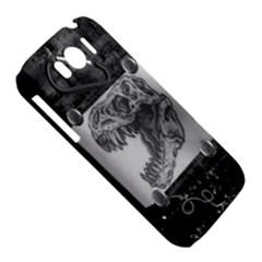HTC Sensation XL Hardshell Case Left 45