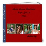 Lainey 2013 IIIII - 8x8 Photo Book (20 pages)