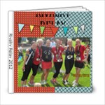 rivalry relay race - 6x6 Photo Book (20 pages)
