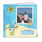 vacation 2011 - 6x6 Photo Book (20 pages)