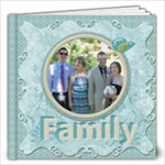 Family 12x12 Photo Book (20 pages)