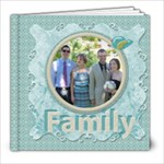 Family 8x8 Photo Book (20 pages)