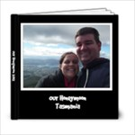 Our Honeymoon 6x6 - 6x6 Photo Book (20 pages)