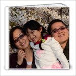 Tsui  & jennifer family - 8x8 Photo Book (20 pages)
