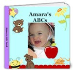 ABC - 8x8 Deluxe Photo Book (20 pages)