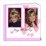 Katie - 6x6 Photo Book (20 pages)