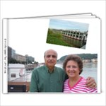Rhine cruise finalist - 11 x 8.5 Photo Book(20 pages)
