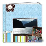 Wilson Holliday camping trip - 8x8 Photo Book (20 pages)
