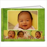 my lovre 1 - 7x5 Photo Book (20 pages)