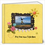 12x12 (20 pages): Days of Summer - 12x12 Photo Book (20 pages)