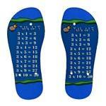 Chanclas Mujer - Tabla del 3 - Women s Flip Flops