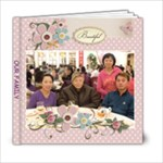 Family 2012 - 6x6 Photo Book (20 pages)