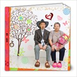 WING MOTHER DAYS BOOK - 8x8 Photo Book (20 pages)