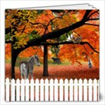 cute critter 12 x 12 book - 12x12 Photo Book (20 pages)