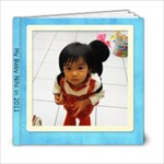 ning - 6x6 Photo Book (20 pages)