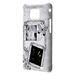 Samsung Galaxy S2 i9100 Hardshell Case  Back/Left