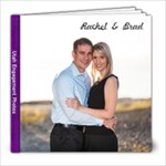 8X8 Utah Engagement - 8x8 Photo Book (20 pages)