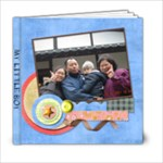 sean - 6x6 Photo Book (20 pages)
