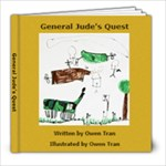 General Jude - 8x8 Photo Book (20 pages)