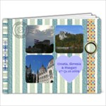 Central Europe 2009 - 11 x 8.5 Photo Book(20 pages)