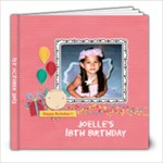 Joelle 18 - 8x8 Photo Book (20 pages)