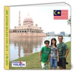 2012 Malaysia - 8x8 Deluxe Photo Book (20 pages)