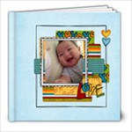 My baby 01 - 8x8 Photo Book (20 pages)