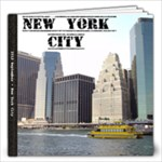 New York City - 12x12 Photo Book (20 pages)