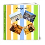 europe1 - 6x6 Photo Book (20 pages)