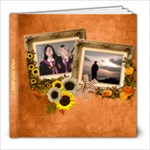 Autumn Delights 8x8 PhotoBook (20Pages) - 8x8 Photo Book (20 pages)