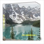 Cross Canada 1 - 8x8 Photo Book (20 pages)