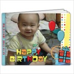 happy birthday my baby - 7x5 Photo Book (20 pages)