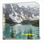 Cross Canada 2 - 8x8 Photo Book (60 pages)
