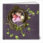 Lavender Dream - 8x8 Photo Book (20pgs) - 8x8 Photo Book (20 pages)