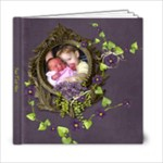 Lavender Dream - 6x6 Photo Book (20pgs) - 6x6 Photo Book (20 pages)