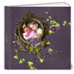 Lavender Dream - 8x8 Deluxe Photo Book (20pgs) - 8x8 Deluxe Photo Book (20 pages)