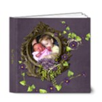 Lavender Dream - 6x6 Deluxe Photo Book (20pgs) - 6x6 Deluxe Photo Book (20 pages)
