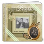 The Lars Peterson Family - 8x8 Deluxe Photo Book (20 pages)