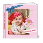My dear Baby - 6x6 Photo Book (20 pages)