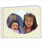 3 - 7x5 Photo Book (20 pages)